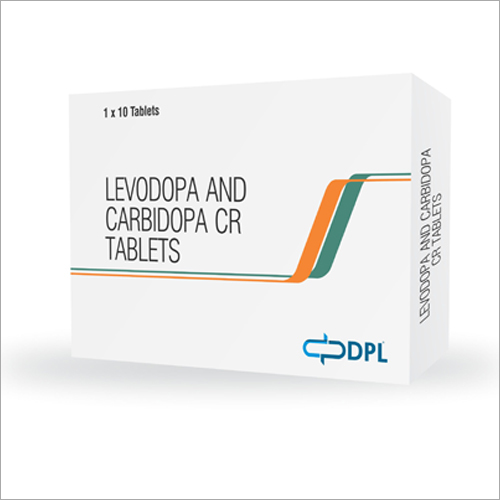 Levodopa and Carbidopa CR Tablets