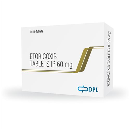 60mg Etoricoxib Tablets IP