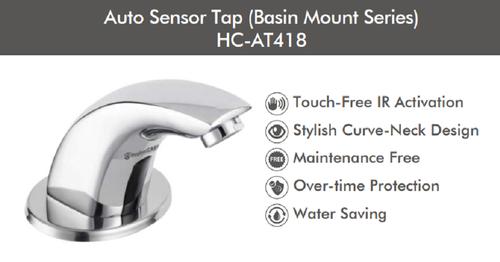 Automatic Sensor Tap (HC-AT418)