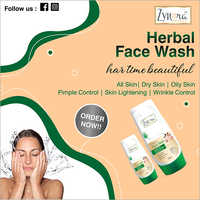 Herbal Face Wash