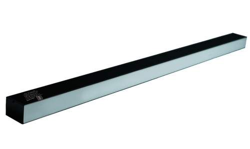 LED Linear Light 8 Feet 96W (Black Body)