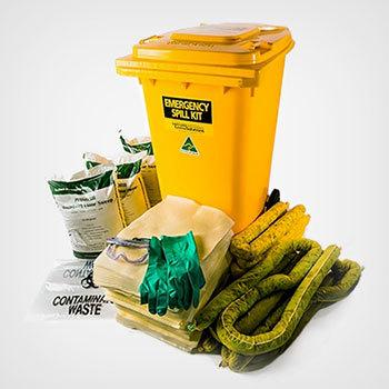 Acid spill kit