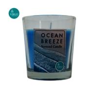 Ocean Breeze Scented Votive