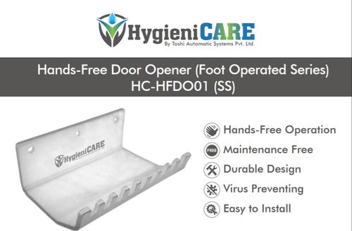 Handsfree Door Opener (HC-HFDO01-SS)