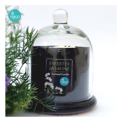 Sweeter Jasmine:scented Wax Candle, Sweeter Jasmine