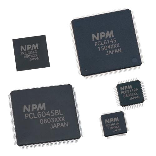 PCL/PCD  motion controll chips