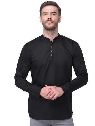 Polyester Short Kurta