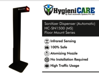 Automatic Sanitizer Dispenser (HC-SN1500-MS)