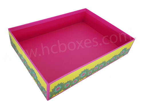 Tray Floral design
