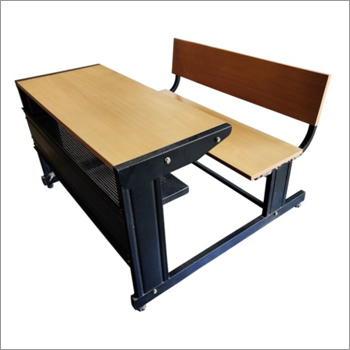 School Desk Cum Bench