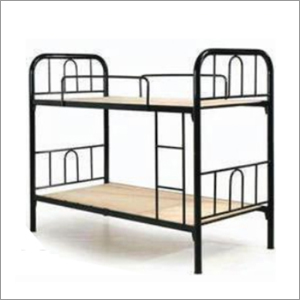 2 Raw Metal Bed