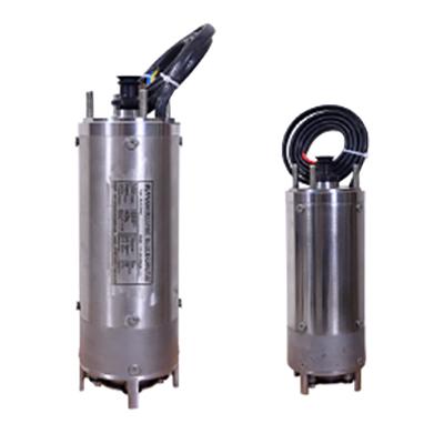 BLDC Solar Submersible Motor