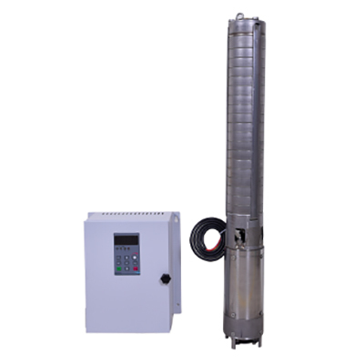 DC Solar Water Submersible Pumps