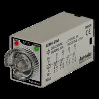 Autonics Timer Atm4-53m