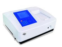 Microprocessor UV-VIS Double Beam Spectrophotometer
