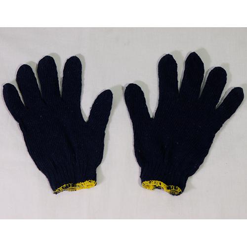 Black Woolen Hand Gloves