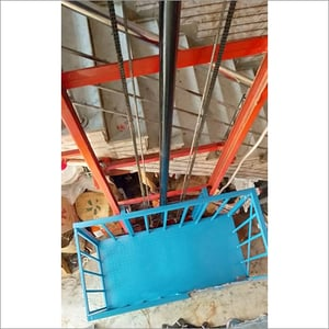 MS Hydraulic Material Handling Goods Lift