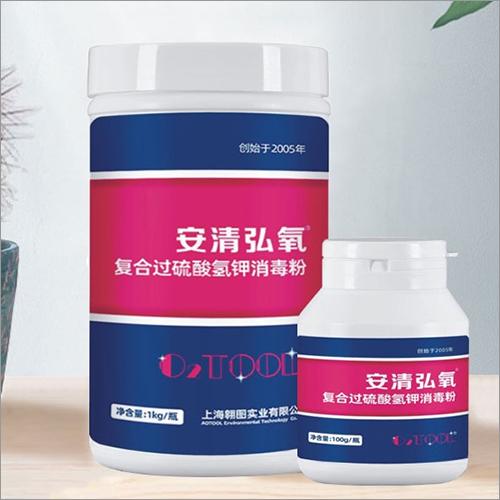 Compound Potassium Persulfate Disinfecting Powder