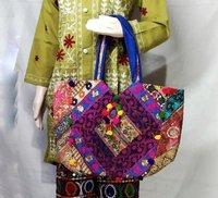 Rajasthani Hand Work And Multi Handmade Bag