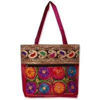 Jaipur Art Handicraft Embroidered Hand Bag