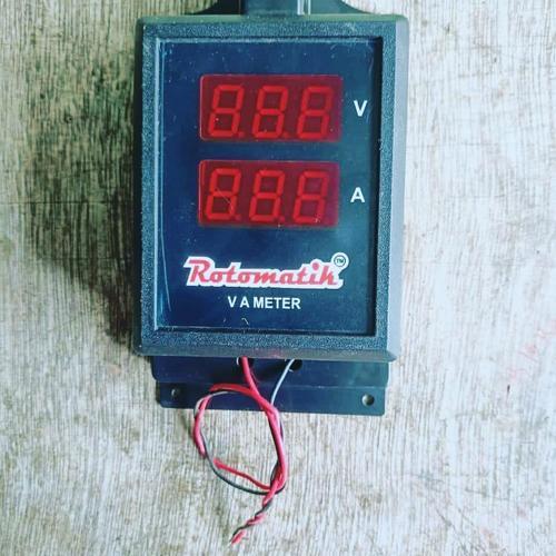 Digital Voltmeter Ammeter