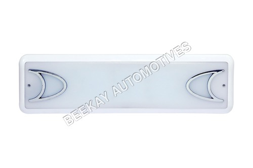 Bus Roof Lamp Silver Star