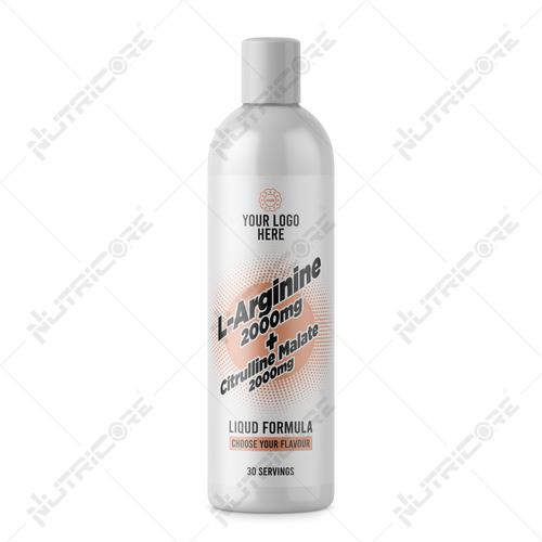 L-Arginine Citrulline Malate Liquid