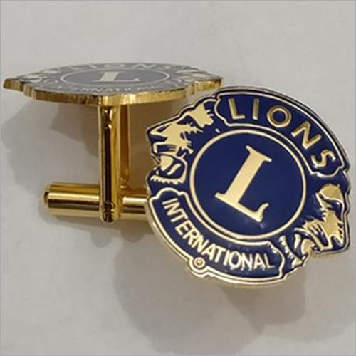 Lions Club Cufflinks