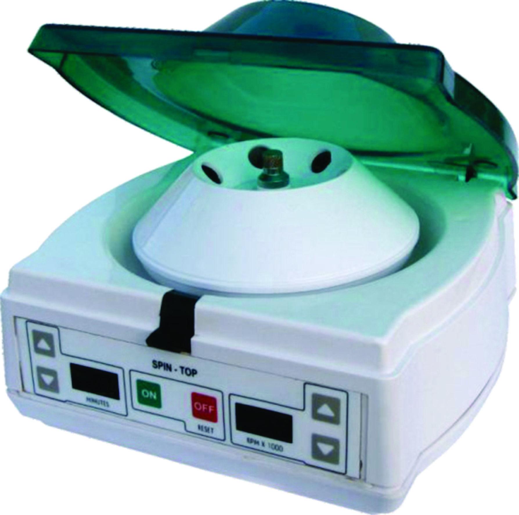 Mini Centrifuge Digital Brushless