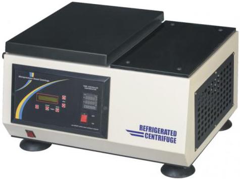 Refrigerator Micro Centrifuge, Digital, Microprocessor Based-Maximum Speed 16000 Rpm