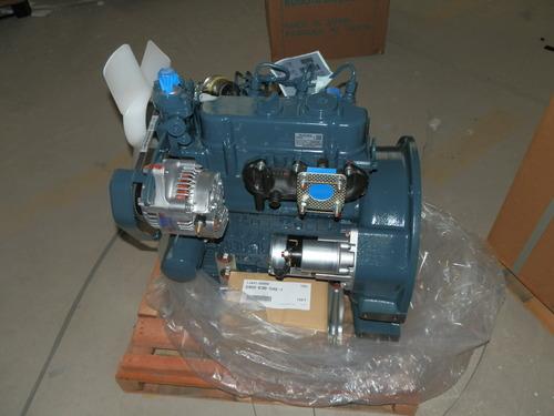 D902-E3B-SAE-1 KUBOTA ORIGINAL ENGINE 1J447-00000