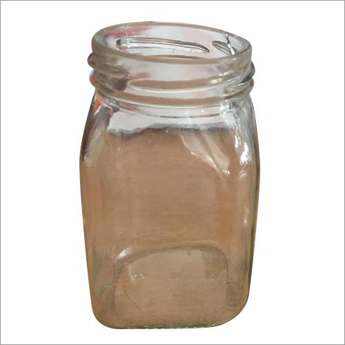 Dabur Honey Glass Bottle