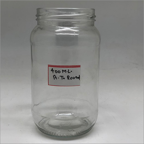 400 ML Glass Jar