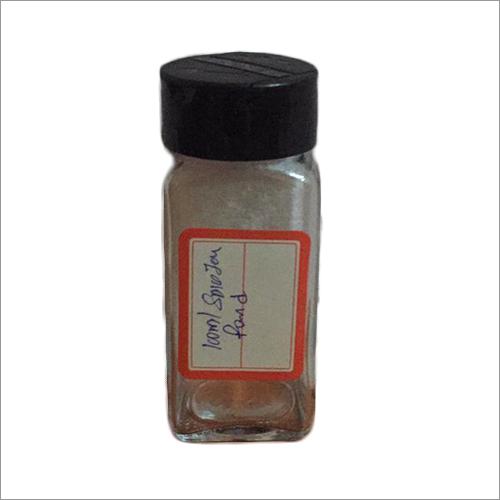 100 ML Square Spice Glass Jar