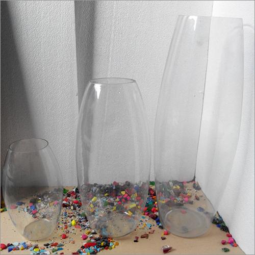 Transparent Glass Vases