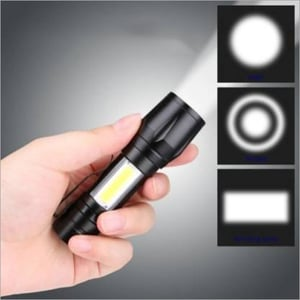 LED Rechargable Torch