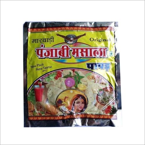 Punjabi Masala Papad