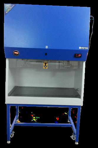 PCR Cabinet with HEPA Filter & UV Light