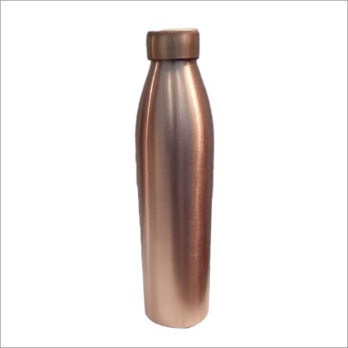 Copper Plain Bottle