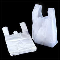 Starch Compostable White Bag