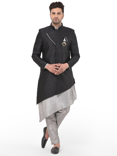 Men Indo Western Sherwani