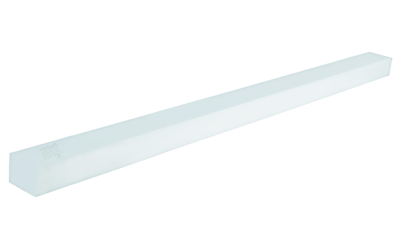 LED Linear Light 4 Feet 48W (White body)