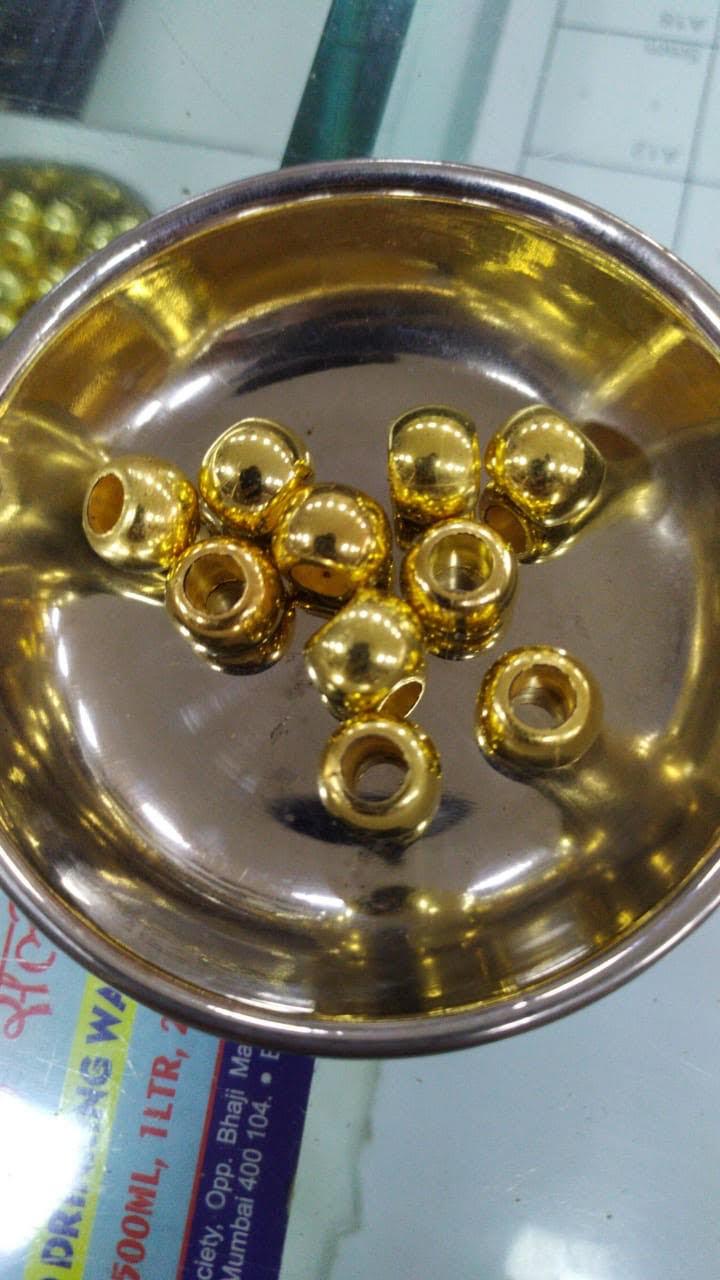 Golden Beads