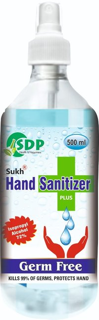 Sukh Hand Sanitizer