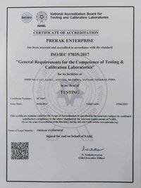 NABL Testing Services