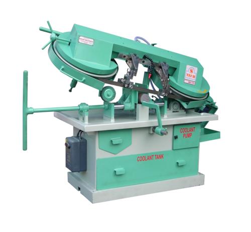Horizontal Metal Cutting Bandsaw Machine- SMR200