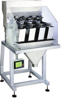 Coller Type Four Head Packing Machine