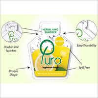 Pocket Herbal Hand Sanitizer