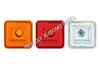 Bus Tail Lamp Square Bulb Type