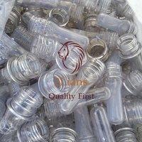 PET Bottle Preform Plastic Scrap